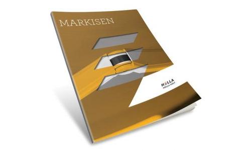 HELLA <br />Markisen-Prospekt